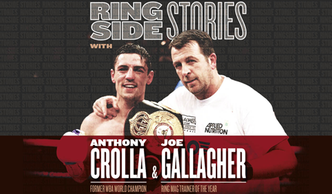 More Info for Ring Side Stories: Anthony Crolla & Joe Gallagher