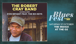 More Info for BluesFest Presents: The Robert Cray Band