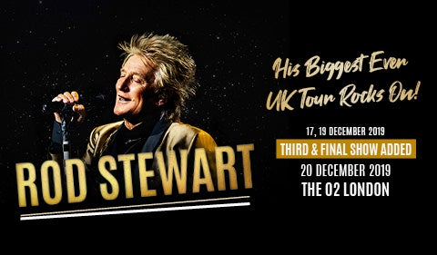More Info for Rod Stewart Live In Concert