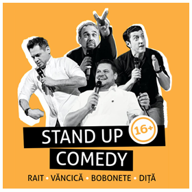 More Info for Stand Up Comedy #6