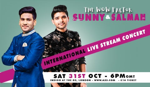 More Info for Cancelled | Sunny & Salman