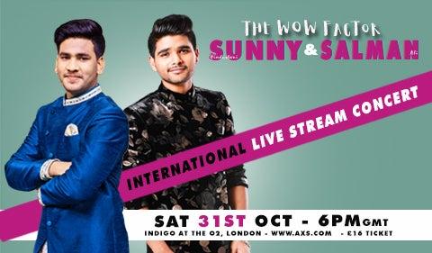 More Info for Sunny & Salman
