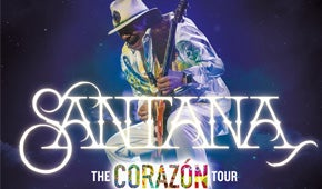 Santana Tickets Medium