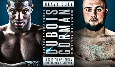 More Info for Saturday Night Boxing: Heavy Duty
