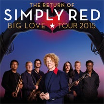 Simply Red Tickets Small