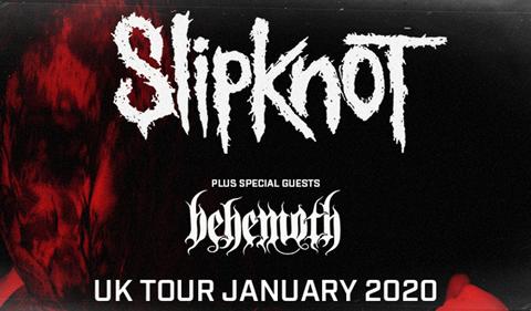 More Info for Slipknot