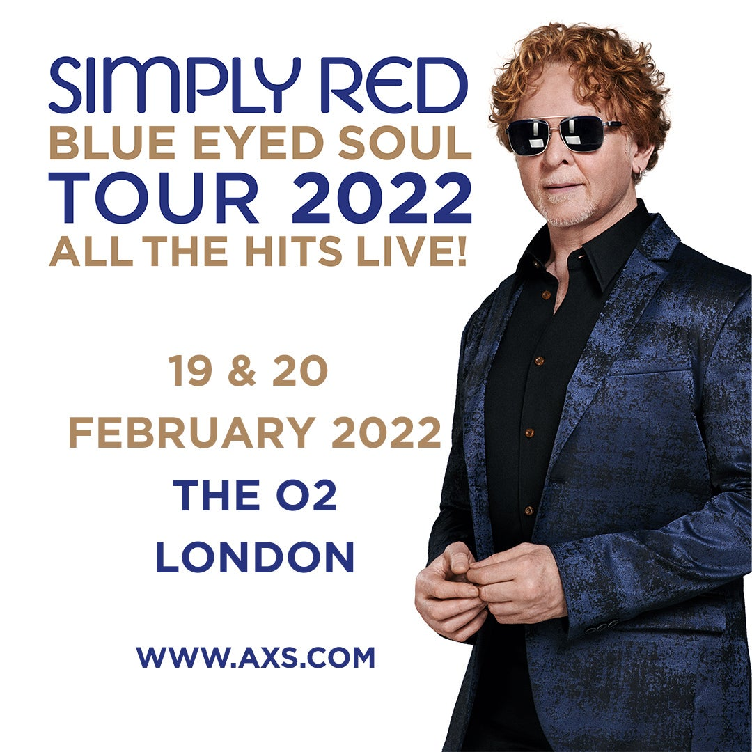 More Info for Simply Red