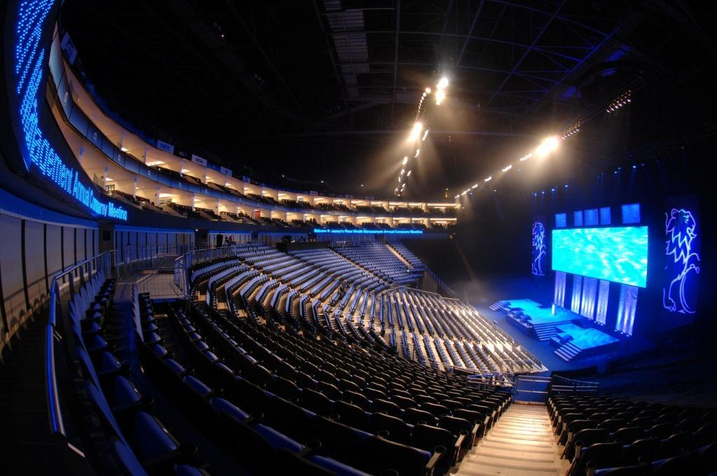 The O2 Arena The O2