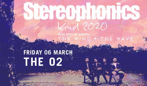 More Info for Stereophonics