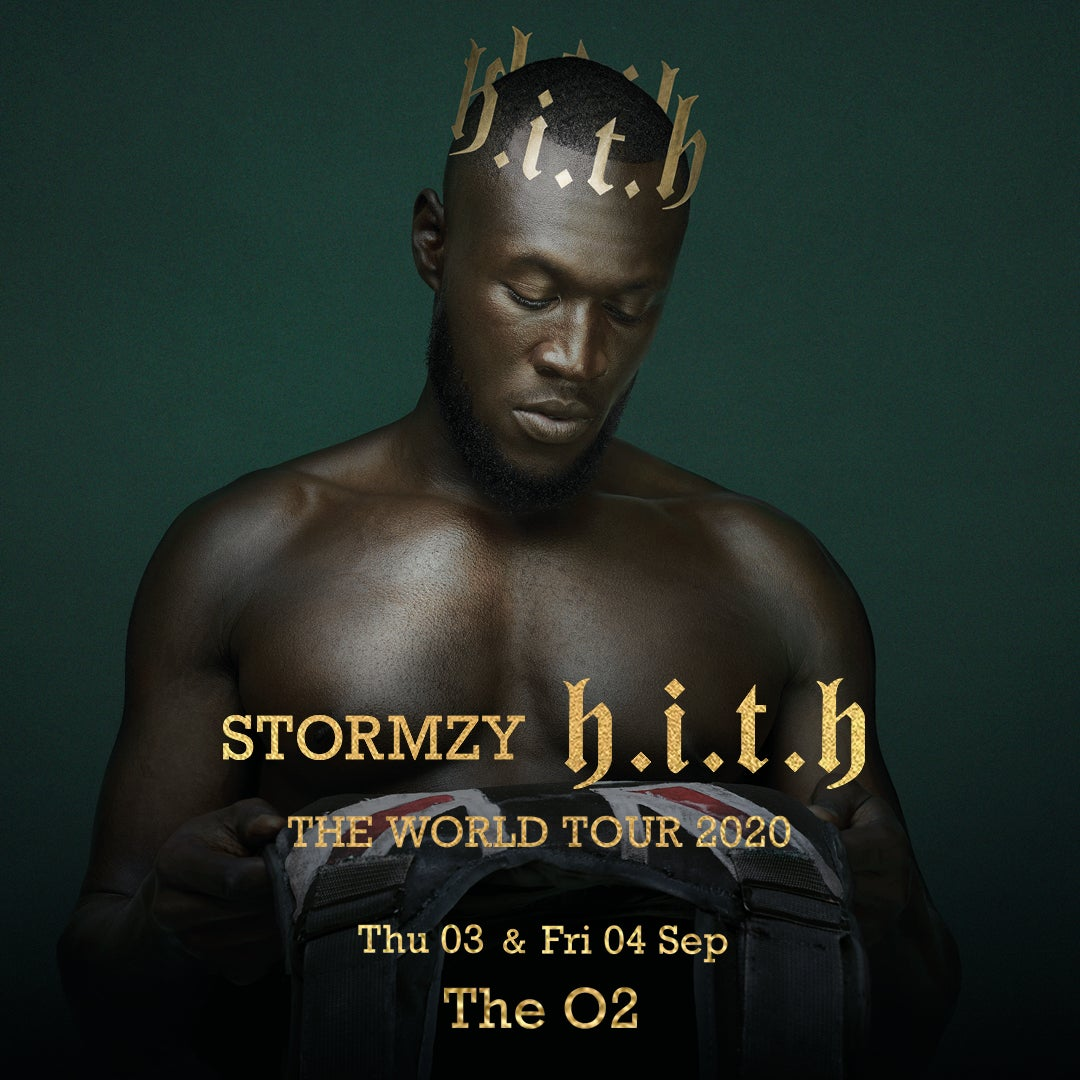 More Info for Stormzy