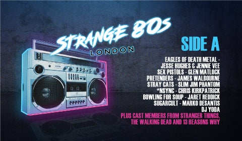 More Info for Strange 80s London: Side A