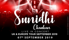 More Info for Sunidhi Chauhan