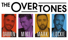 More Info for The Overtones Xmas 2018