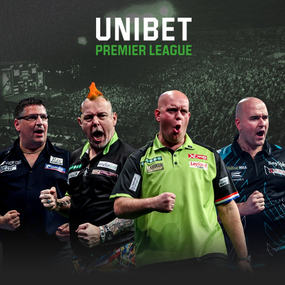 More Info for 2019 Unibet Premier League Darts