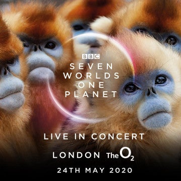 More Info for Seven Worlds, One Planet Live in Concert