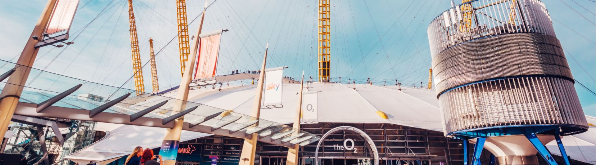 The O2 - Advertising Spaces - 24th October 2018 by Luke Dyson - IMG_1686.jpg