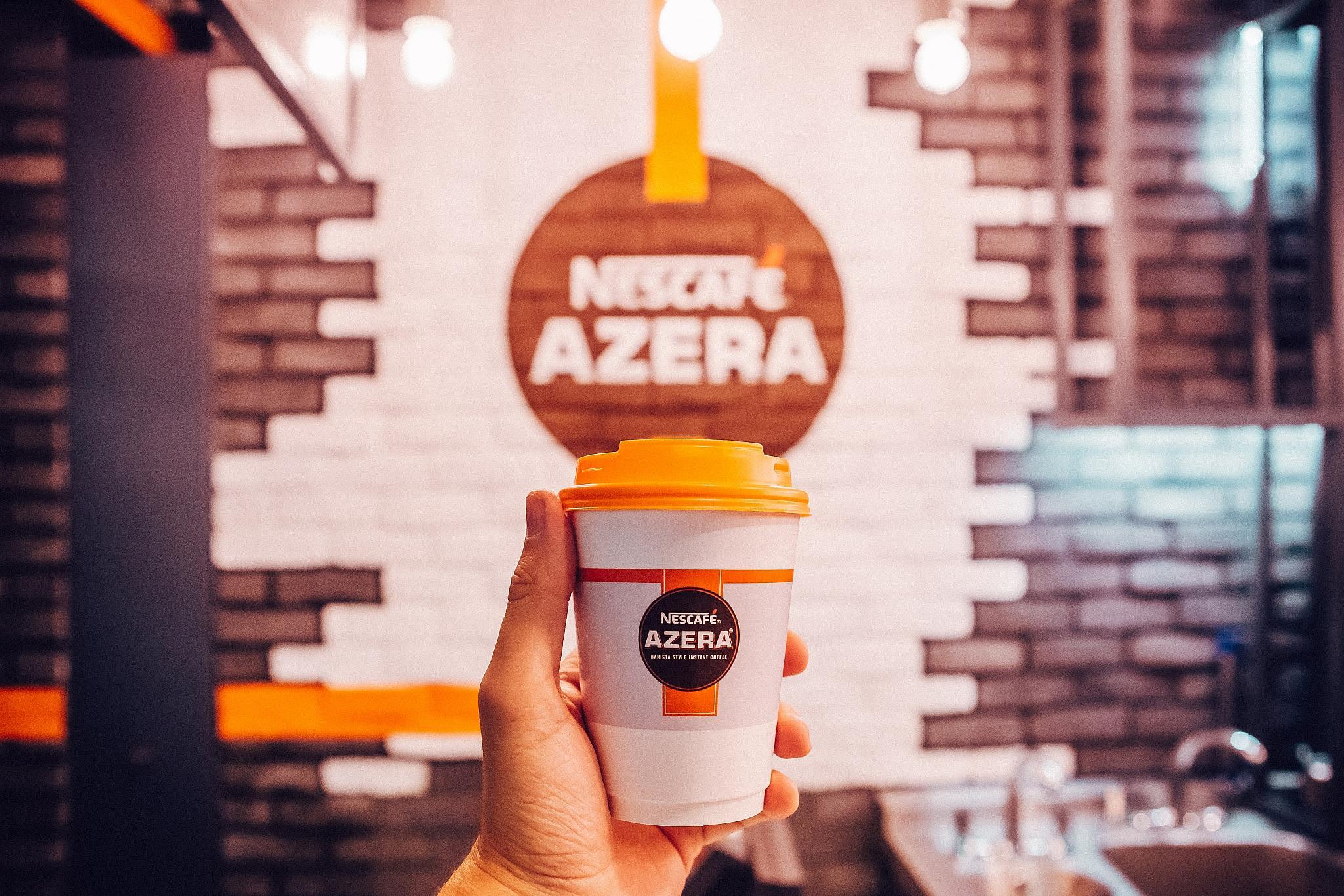 The O2 - Nescafe Azera - 11th October 2018 by Luke Dyson - IMG_0097.jpg