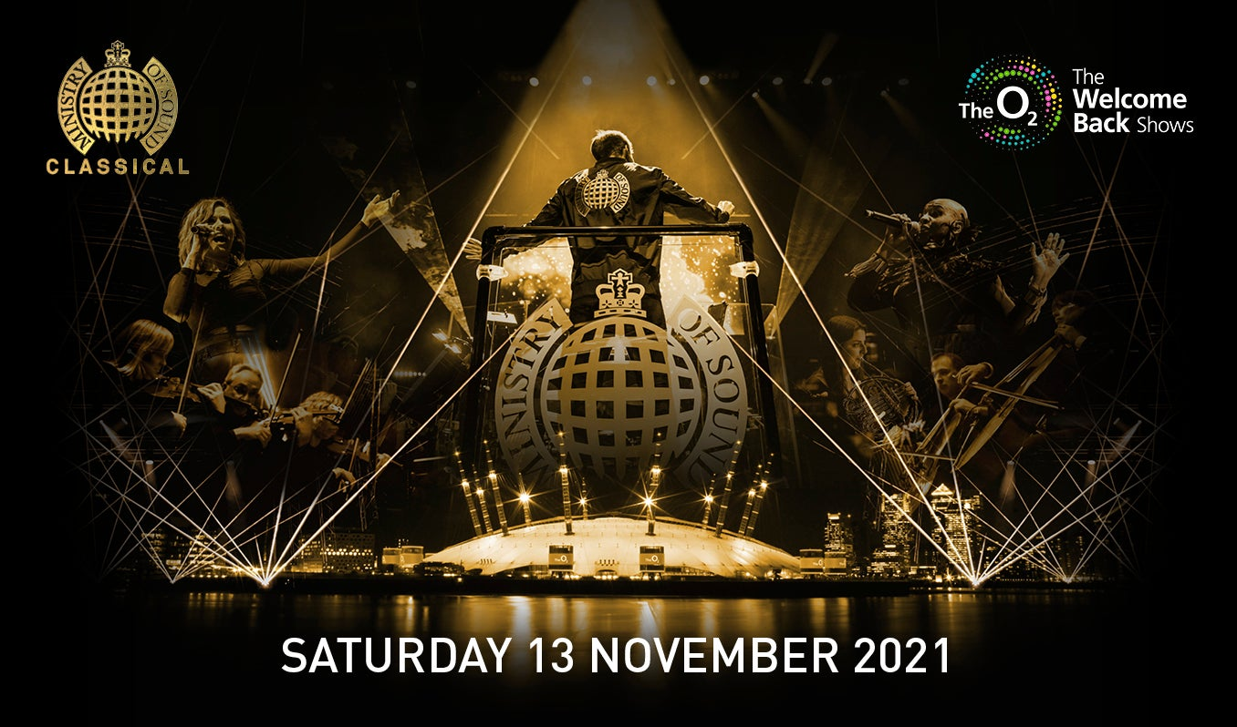 More Info for Ministry of Sound Classical Presents Three Decades of Dance