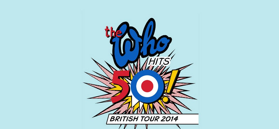 The Who Tickets Large