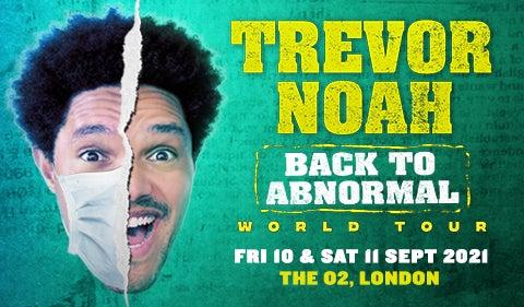 More Info for Trevor Noah