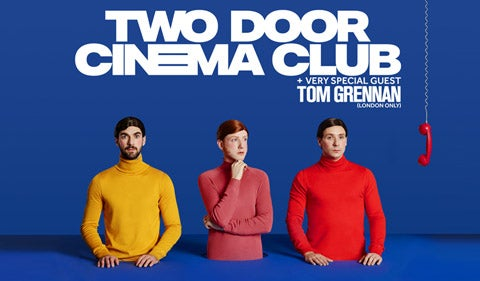 More Info for Two Door Cinema Club
