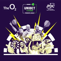 More Info for Postponed | 2020 Unibet Premier League Darts