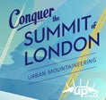Up at The O2 London summit