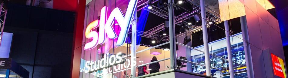 Sky Studios header The O2