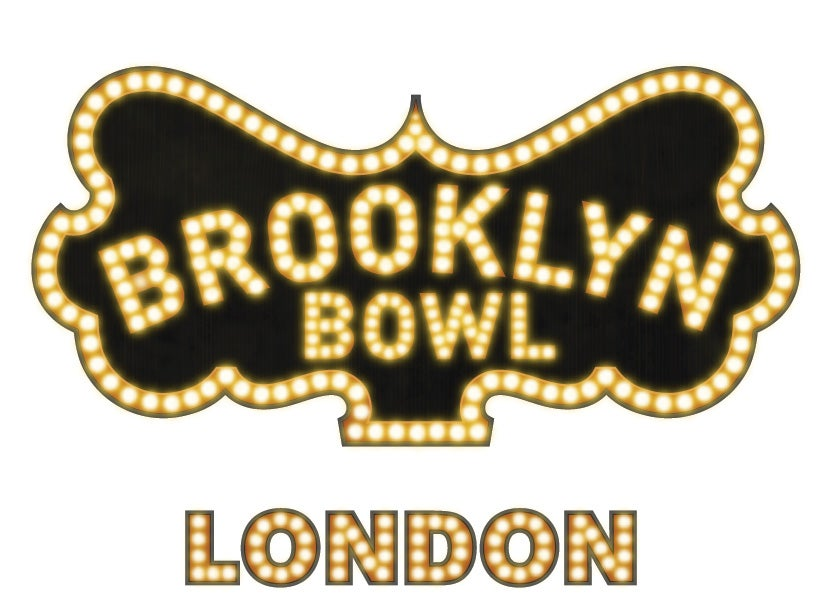 Brooklyn Bowl Logo The O2