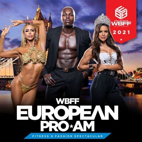 More Info for WBFF UK Fashion & Model Spectacular