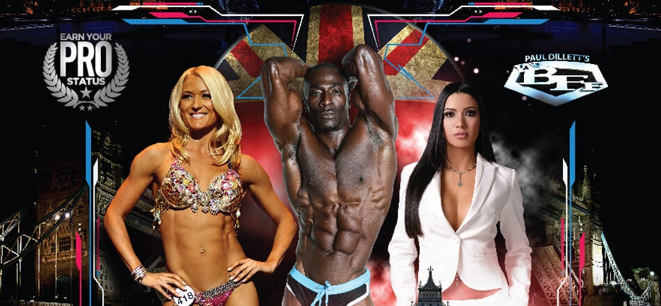 WBFF UK Fitness and Fashion Spectacular | The O2