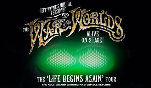 More Info for Jeff Wayne's Musical Version of The War of The Worlds
