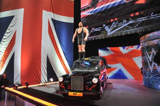 WWE LIVE In London Header Image.JPG
