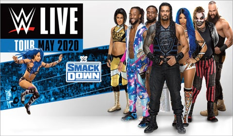 More Info for Friday Night SmackDown