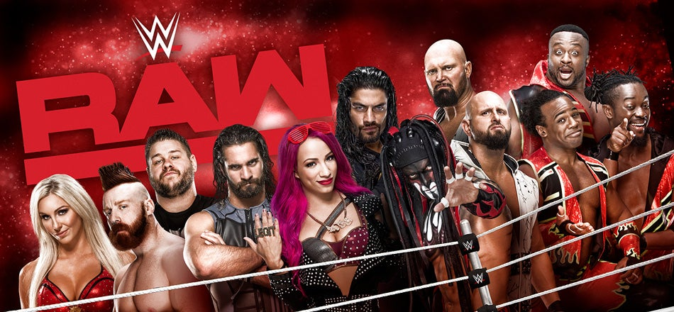 WWE Raw Download 01 May 2017 WEB-DL 480p 500MB