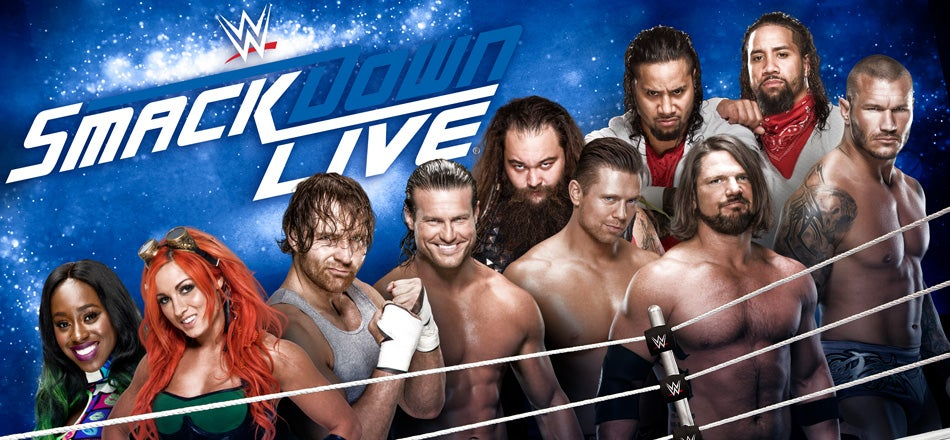 WWE Smackdown Download 05 May 2017 WEB-DL 480p 300MB