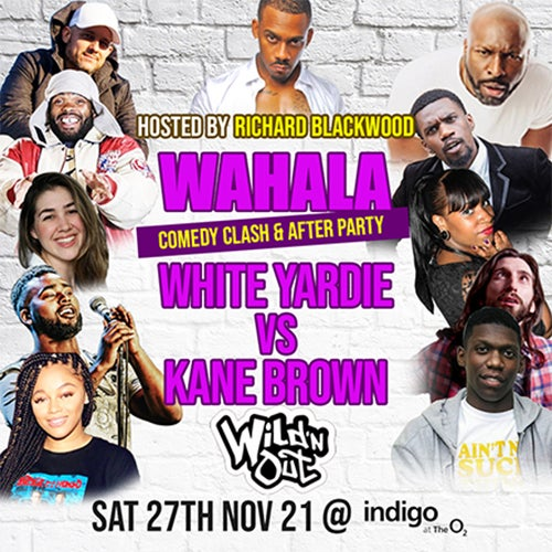 More Info for Wahala Comedy Clash