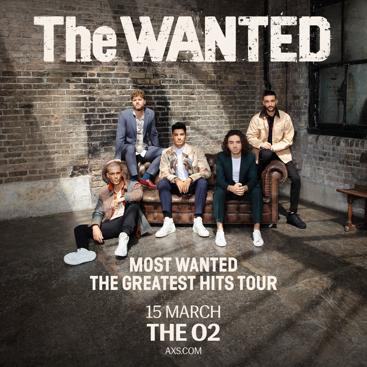 More Info for The Wanted