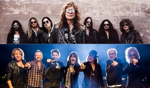 More Info for Whitesnake, Foreigner + Europe