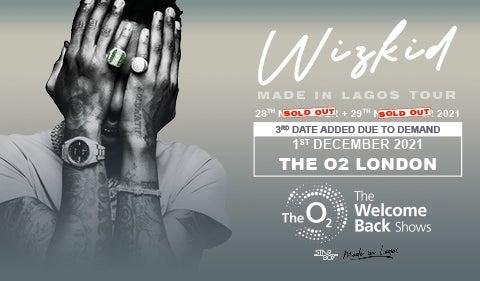 More Info for Wizkid