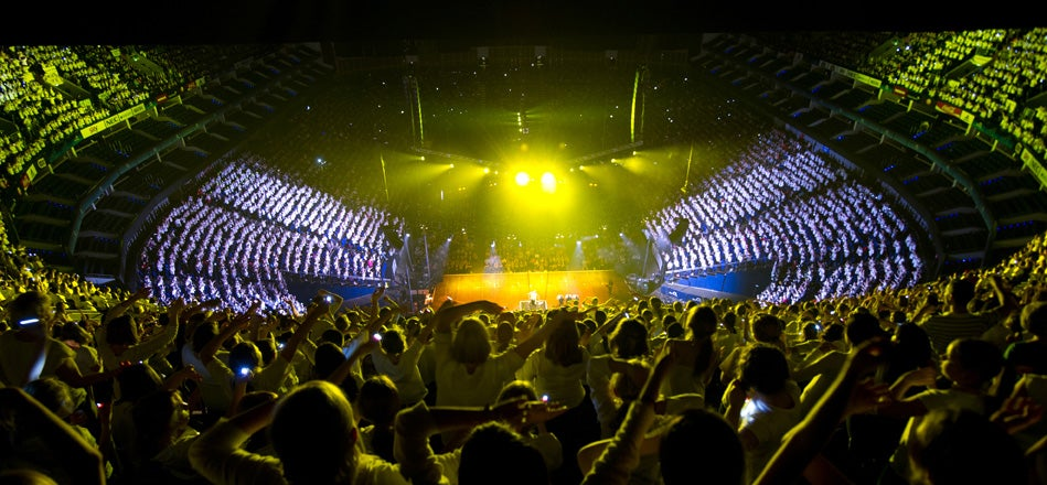 Young Voices Tickets London   The O2