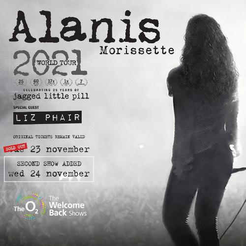 More Info for Alanis Morissette
