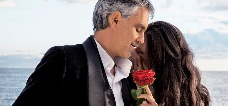 Andrea Bocelli Tickets Large