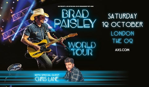 More Info for Brad Paisley