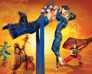 Cirque Du Soleil Tickets Medium