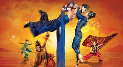 Cirque Du Soleil Tickets Large