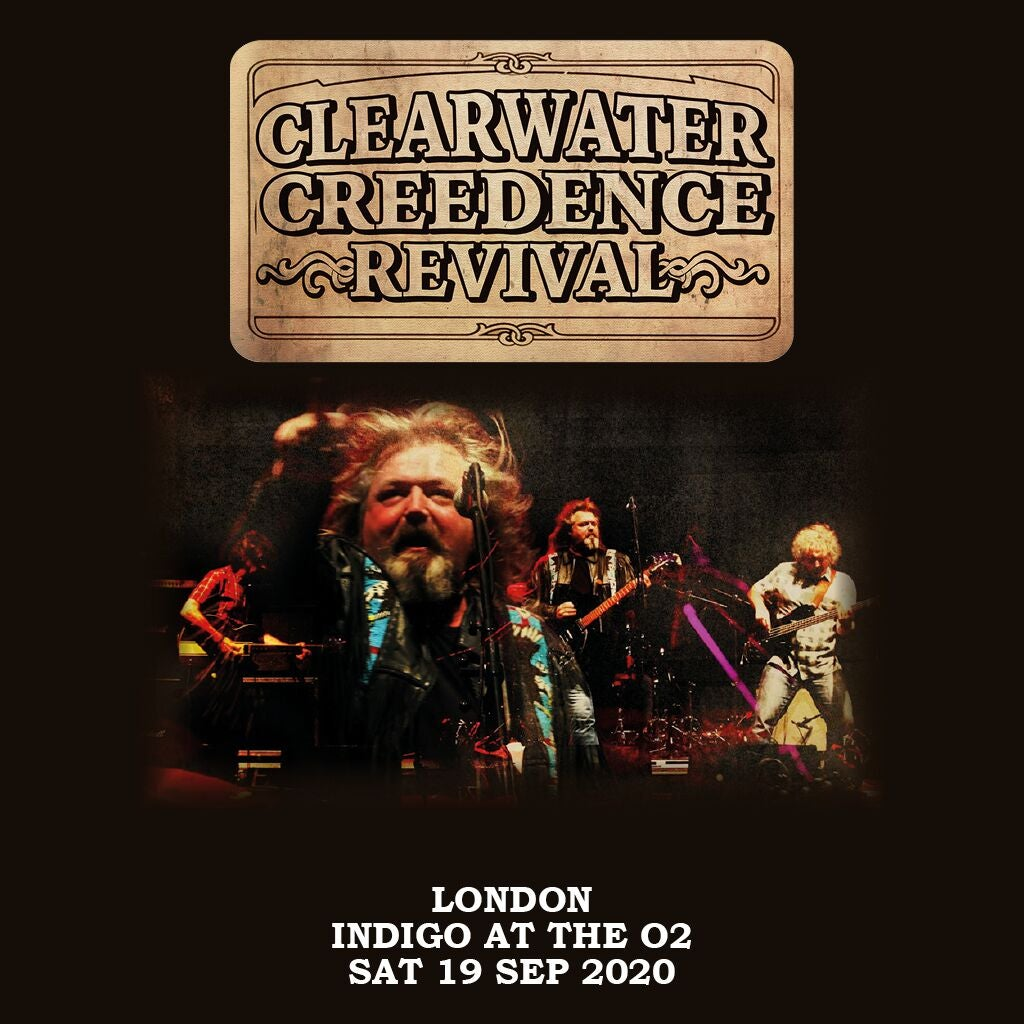 More Info for Clearwater Creedence Revival