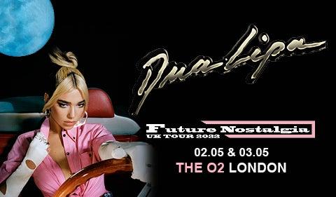 More Info for Dua Lipa: Future Nostalgia Tour