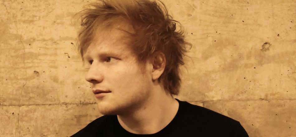 Ed Sheeran Tickets Large