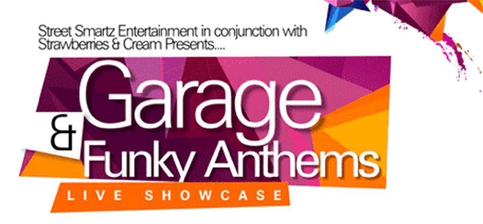 Garage funky house anthems live rescheduled tickets for Funky house anthems